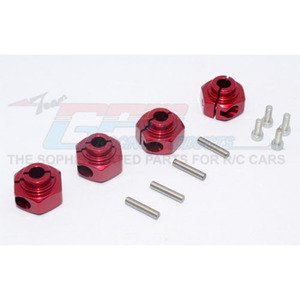 하비몬Wraith Alloy Hex Adaptors (12mm)[상품코드]GPM