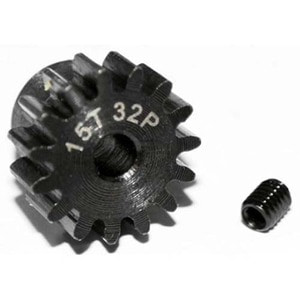 하비몬15t 32p Hardened Steel Pinion Gear w/3mm Bore[상품코드]RC4WD