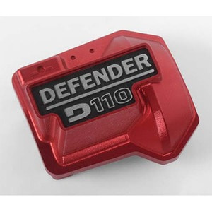 하비몬Defender D110 Diff Cover for Traxxas TRX-4 (Red)[상품코드]CCHAND