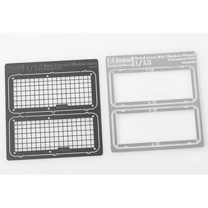 하비몬Metal Side Window Guards for 1/18 Gelande D90[상품코드]CCHAND