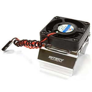 하비몬High Speed Cooling Fan+Heatsink Mount for 40mm O.D. Motor (Silver)[상품코드]INTEGY