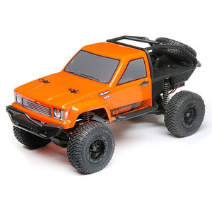 하비몬1/24 Barrage Scaler 4WD RTR (Orange)[상품코드]ECX RC