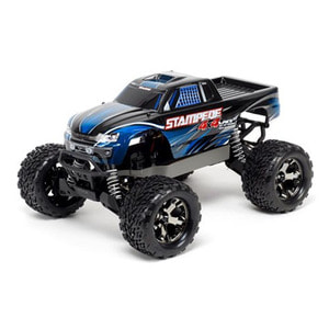 하비몬1/10 Stampede 4x4 VXL Brushless 4WD RTR Monster Truck (Blue)[상품코드]TRAXXAS