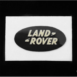 하비몬[단종] Land Rover Emblem for Gelande II D90/D110 Body (Black)[상품코드]RC4WD