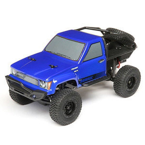 하비몬1/24 Barrage Scaler 4WD RTR (Blue)[상품코드]ECX RC