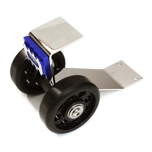 하비몬Metal Machined Wheelie Bar Kit for Traxxas X-Maxx 4X4 (Blue)[상품코드]INTEGY