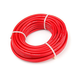 하비몬High Quality 12AWG Silicone Wire 8m (Red)[상품코드]TURNIGY