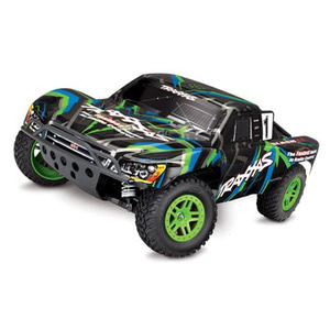 하비몬Slash 4x4 RTR 4WD Brushed Short Course Truck (Green)[상품코드]TRAXXAS
