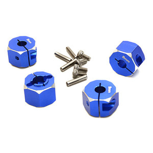 하비몬12mm Hex Wheel (4) Hub 9mm Thick for 1/10 Traxxas, Axial, Tamiya, TC & Drift[상품코드]INTEGY