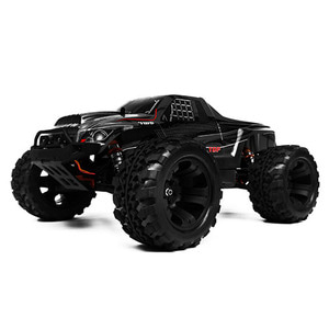 하비몬New Shark Special Brushed Monster Truck (Black)[상품코드]TOYMIX