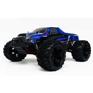 하비몬New Shark Special Brushed Monster Truck (Blue)[상품코드]TOYMIX