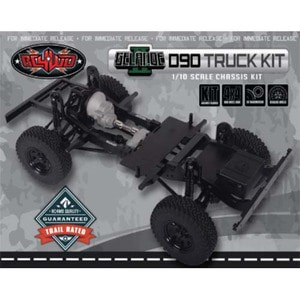 하비몬Gelande II Truck Kit 1/10 Chassis Kit[상품코드]RC4WD