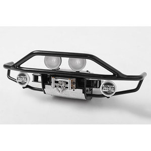 하비몬Rough Stuff Metal Front Bumper for RC4WD Trail Finder 2 (Double Hella Round Lights)[상품코드]CCHAND