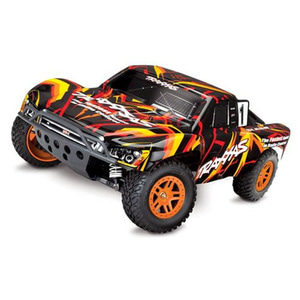 하비몬Slash 4x4 RTR 4WD Brushed Short Course Truck (Orange)[상품코드]TRAXXAS