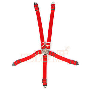 하비몬1/10 RC Scale Accessory Safety Belt (Red)[상품코드]YEAH RACING