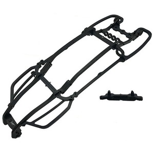하비몬X-Maxx Roll Cage Bar / Body Shell Bumper / Protection Cover (Black)[상품코드]RCMON