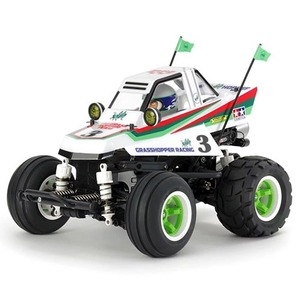 하비몬1/10 Comical Grasshopper Off-Road 2WD Buggy Kit (WR-02CB)[상품코드]TAMIYA