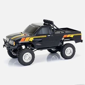 하비몬1/12 Toyota Hilux Pick-up Truck (Black)[상품코드]THUNDER TIGER