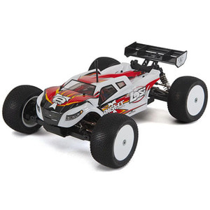 하비몬1/14 Mini 8IGHT-T 4WD Electric Brushless Truggy RTR[상품코드]TEAM LOSI