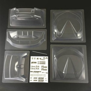 하비몬1/10 LB Performance R35 GTR Clear Body Parts Full Set for Tamiya Nissan GTR R35[상품코드]SFIDA