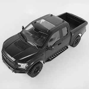 하비몬1/10 Desert Runner Scale Truck ARTR w/Hero Hard Body Set (Black) - 송수신기 별도[상품코드]RC4WD