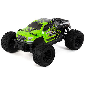 하비몬1/10 Granite Mega 4x4 Monster RTR Grn/Blk[상품코드]ARRMA