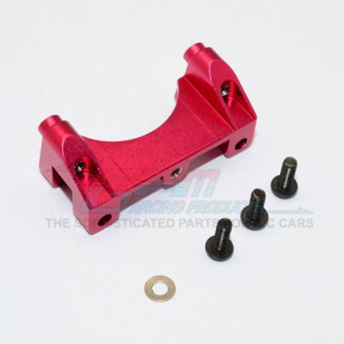 하비몬E-Revo Alloy Front Damper Mount With Counter Sink Washers & Screws[상품코드]GPM