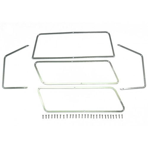 하비몬Stainless Steel Window Frame for TRX-4 Ford Bronco[상품코드]GPM