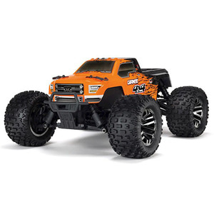 하비몬1/10 Granite 4X4 3S BLX RTR Brushless Monster Truck (Orange/Black)[상품코드]ARRMA