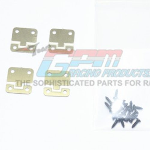 하비몬Stainless Steel Door Hinges for TRX-4 Defender[상품코드]GPM