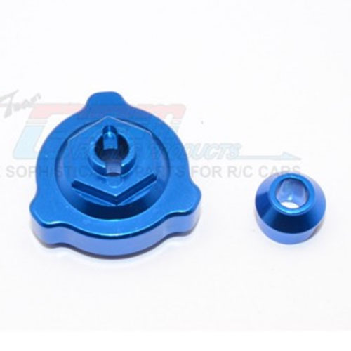 하비몬Slash 4x4 Alloy Slipper Shaft Bearing Adaptor - Blue[상품코드]GPM
