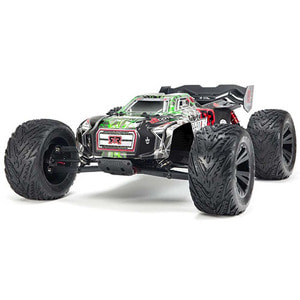 하비몬1/8 Kraton 6S BLX Brushless 4WD RTR Monster Truck (Black/Green)[상품코드]ARRMA