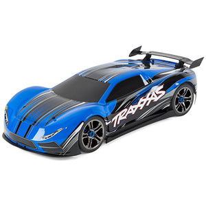 하비몬XO-1 1/7 RTR Electric 4WD On-Road Sedan (Blue)[상품코드]TRAXXAS