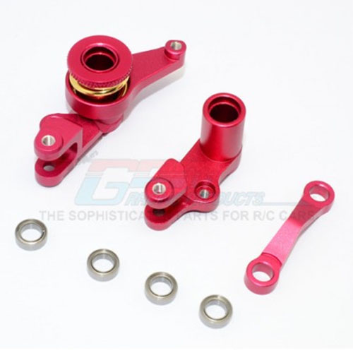 하비몬Slash 4x4/LCG Alloy Steering Assembly With Bearings[상품코드]GPM