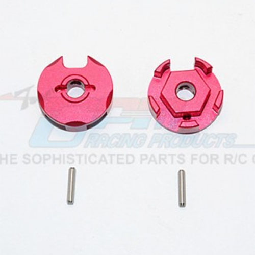 하비몬Slash 4x4 Aluminium Wheel Hex Claw for Slash 4x4 & Low-CG 68086-21 Version[상품코드]GPM