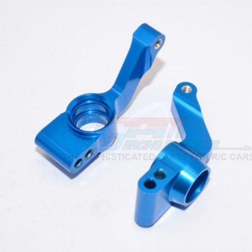 하비몬Slash 4x4/LCG Alloy Rear Knuckle Arm - Blue[상품코드]GPM