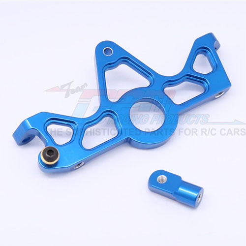 하비몬Slash 4x4 Alloy Motor Mount - Blue[상품코드]GPM