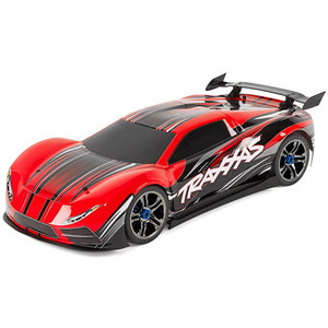 하비몬XO-1 1/7 RTR Electric 4WD On-Road Sedan (Red)[상품코드]TRAXXAS