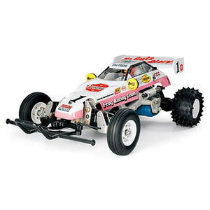 하비몬1/10 The Frog 2WD Buggy Kit Re-Release[상품코드]TAMIYA