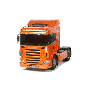 하비몬1/14 Scania R470 Highline - Orange Edition[상품코드]TAMIYA