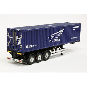 하비몬1/14 NYK 40ft Container 3 Axle Semi Trailer[상품코드]TAMIYA