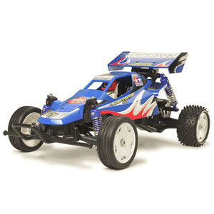 하비몬1/10 Rising Fighter 2WD Buggy Kit[상품코드]TAMIYA