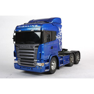하비몬1/14 Scania R620 Highline - Blue Edition[상품코드]TAMIYA
