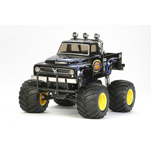 하비몬1/10 Pumpkin - Black Edition (CW-01)[상품코드]TAMIYA