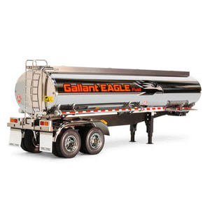 하비몬1/14 Tractor Truck Fuel Tanker Trailer Gallant Eagle[상품코드]TAMIYA