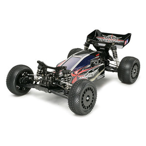 하비몬1/10 Dark Impact 4WD Buggy Kit (DF-03)[상품코드]TAMIYA
