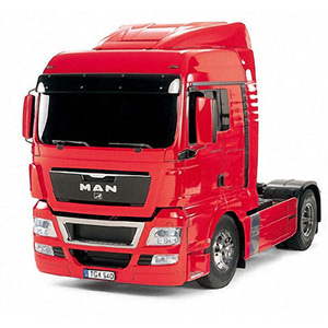 하비몬1/14 MAN TGX 18.540 4x2 XLX Truck Kit- Red Edition[상품코드]TAMIYA