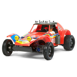 하비몬1/10 Holiday 2WD Buggy Kit (Red Edition) (2010)[상품코드]TAMIYA