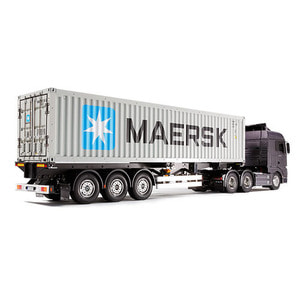 하비몬1/14 MAERSK 40FT Container Semi Trailer[상품코드]TAMIYA