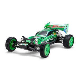하비몬1/10 Neo Fighter Green Metalic 2WD Buggy Kit (DT-03)[상품코드]TAMIYA